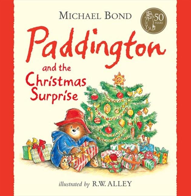 Paddington Christmas Surprise