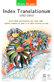 World Book and Copyright Day Poster 2012
