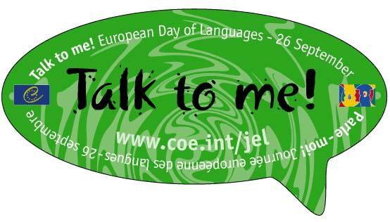 European Day of Languages 01