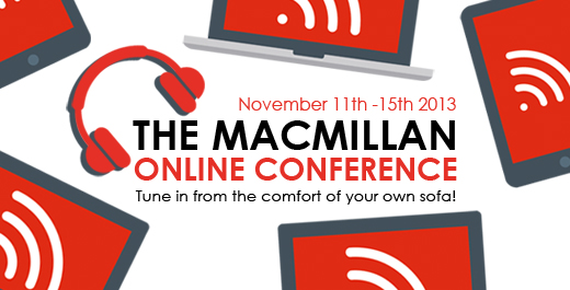 Macmillan Online Conference 2013