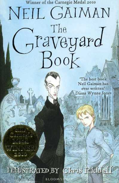 Gaiman The Graveyard Book