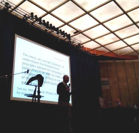 Macmillan Conference Spring 2015