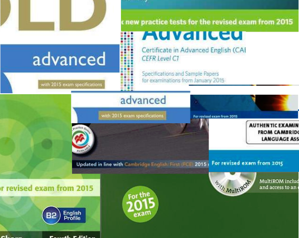 Revised Exam Books 2015