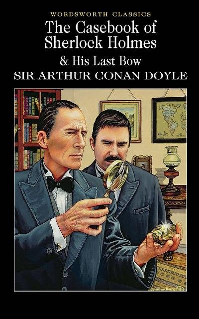 Sherlock Holmes Wordsworth Edition