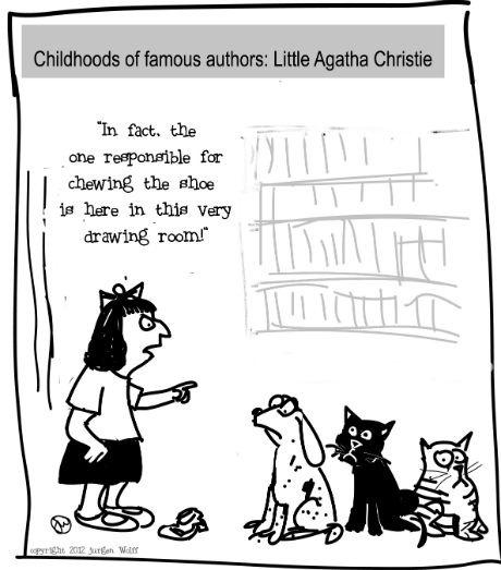 Agatha Christie Comic