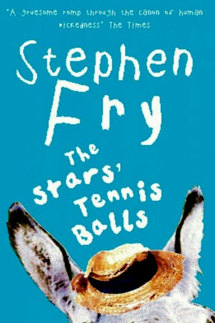 Stephen Fry The Stars' Tennis Balls