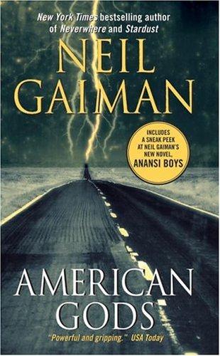 Gaiman American Gods