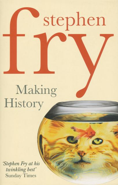 Stephen Fry_Making History